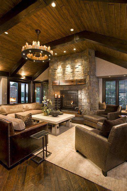 arredamento soggiorno rustico arredamento rustico esempi e soluzioni per la vostra casa