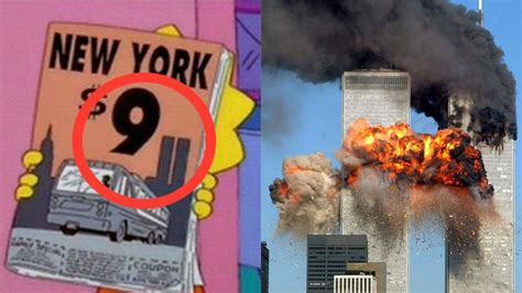 list please predict who the top 15 creepy times tv shows predicted the future youtube