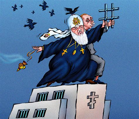 Amazing Putin And The Church #2: Patriarch-Kirill-and-Putin.jpg
