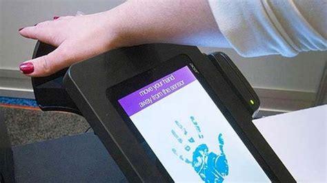 password pattern scanner vein scanning technology may trump fingerprint scanning