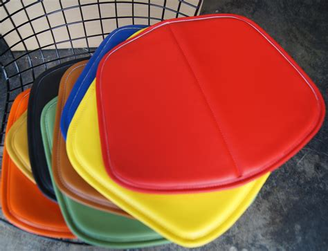 bertoia side chair pads knoll bertoia side chair seat cushion colors available ebay