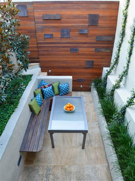 Small Patio Design Pictures And Tips For Small Patios Hgtv