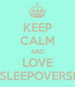Sleepover rules your kids need to know before they come to my house