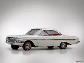 chevrolet impala ss 409 1961 photos 1280x960
