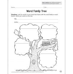scholastic printable family tree 18 best images about graphic organizers on pinterest