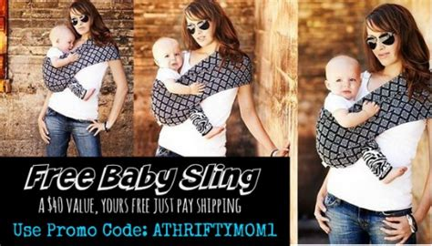 baby fans coupon code free baby sling sevenslings com with promo code