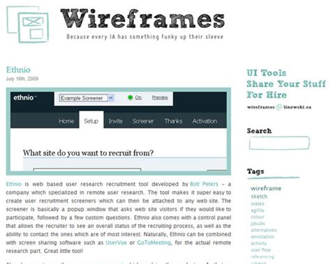 wireframes magazine 187 wireframe the art of applying rule of five plus or minus two for an
