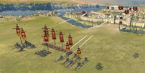 total siege battlefield battle total war rome ii guide