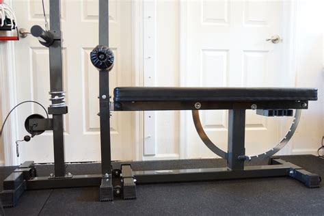 used ironmaster super bench how to install crunch sit up attachment on ironmaster