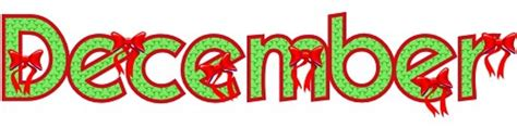 printable december banner december banner