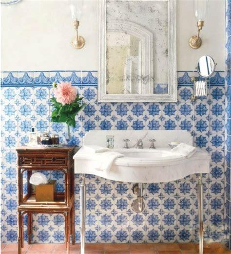 Blue Bathtub Decorating Ideas by 67 Cool Blue Bathroom Design Ideas Digsdigs