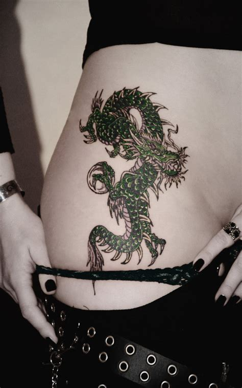 dragon tattoo designs for girls for zentrader