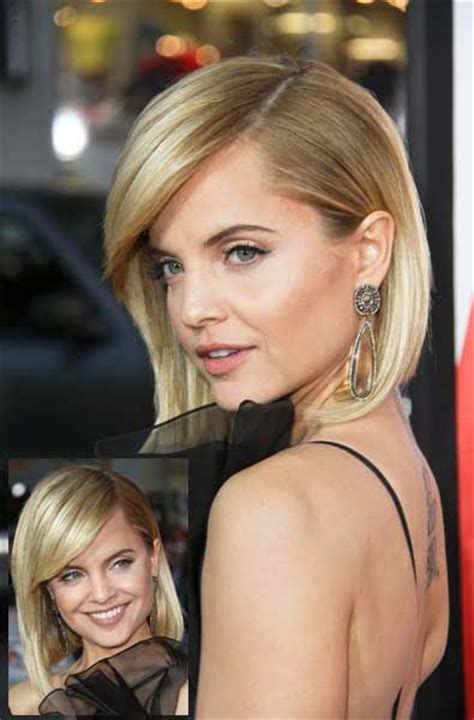 above the shoulder bob medium straight above shoulder bob my style pinterest