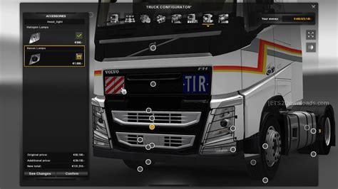 how much is a new volvo truck new volvo fh 6 ets2 mods