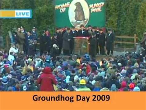 groundhog day chekhov phil makes groundhog day prediction doovi