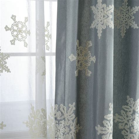 snowflake curtain snowflake bedroom curtains curtain menzilperde net