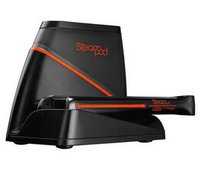 l oreal rowenta steod lisseur vapeur pro noir orange lp8600f0