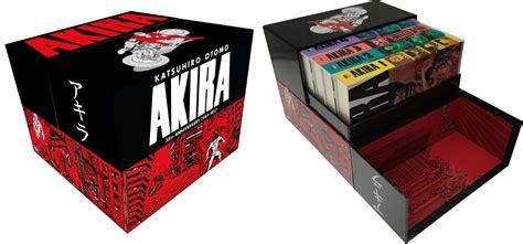 akira 35th anniversary box akira 35th anniversary box set comicdom