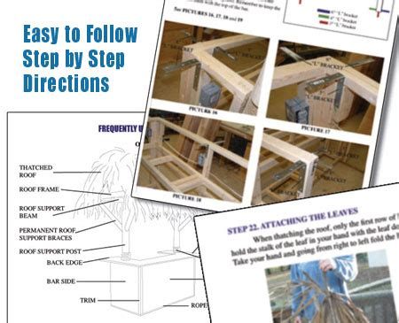 Tiki Bar Building Plans Shed Plans Answers How To Build Your Own Tiki Bar Tiki