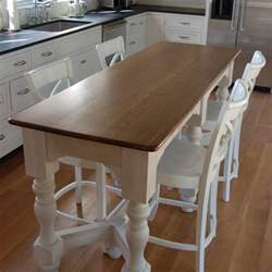 Kitchen Table Counter 5 Counter Height Kitchen Table Ward Log Homes