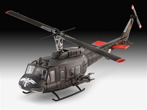 model kits revell 04983 bell 174 uh 1h 174 gunship 1 100 plastic model kit