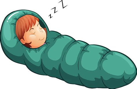 Sleeping Bag Clip royalty free sleeping bag clip vector images