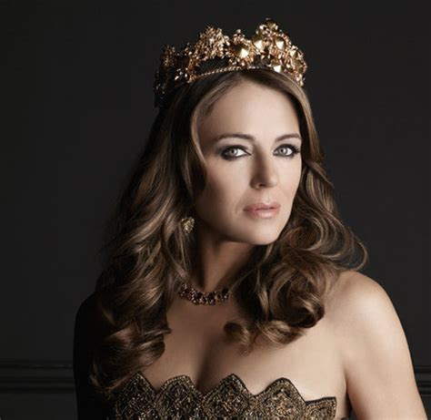 Liz Hurley Gets Hitched Part 1 by Elizabeth Hurley Looks To The Disney Princesses For