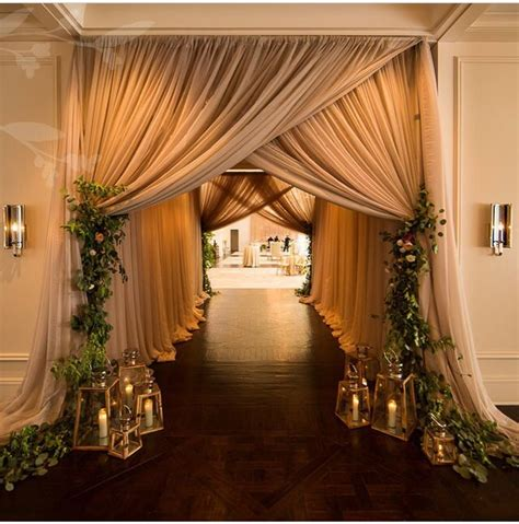 Entrance Decoration Best 25 Wedding Entrance Decoration Ideas On