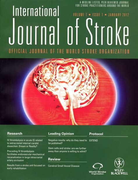 the international journal of art design education international journal of stroke 2012 cover design by
