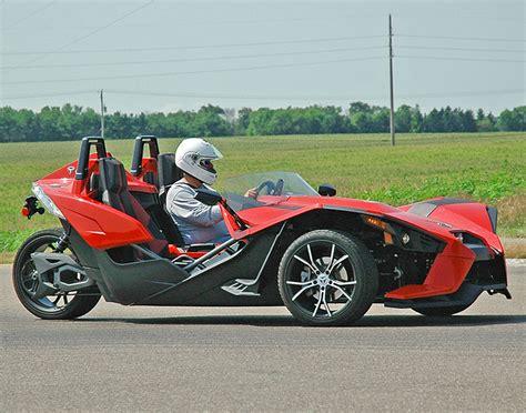 3 Rad Auto Kaufen by Polaris Lineup 2015 Slingshot Atv Magazin