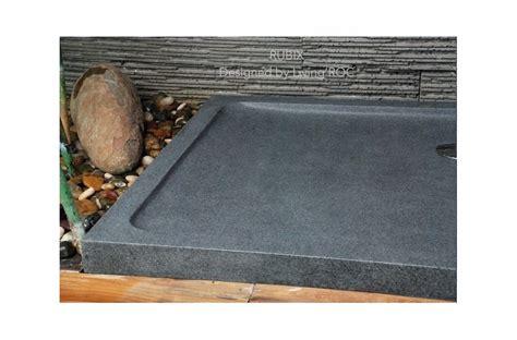 receveur 120x90 receveur de en rubix granit taill 233 dans la masse 120x90
