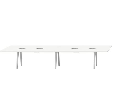 Vitra Meeting Table Modular Rectangular Meeting Table Joyn Conferencing By Vitra Design Ronan Erwan Bouroullec