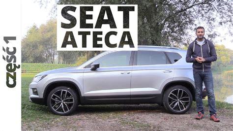 Seat Ateca 2 0 Tdi Seat Ateca 2 0 Tdi 150 Km 2016 Test Autocentrum Pl 291