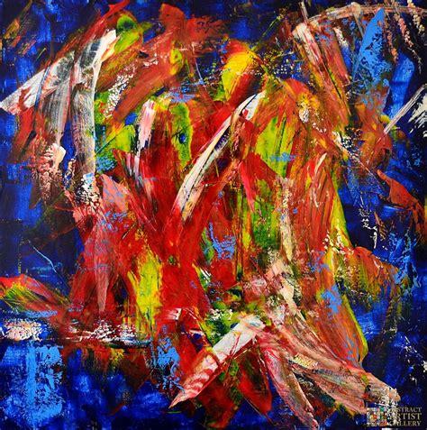an abstract painting sabina d antonio