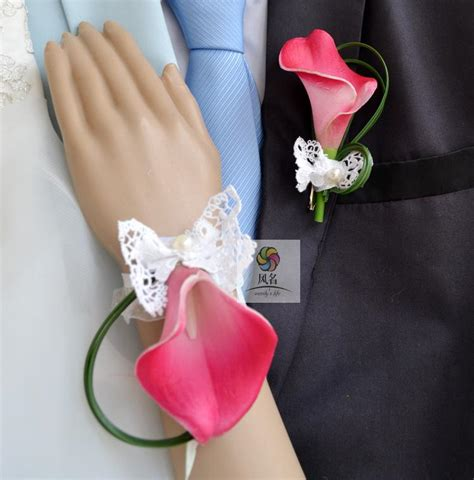 are corsages in style european style wedding corsages floral groom boutonniere