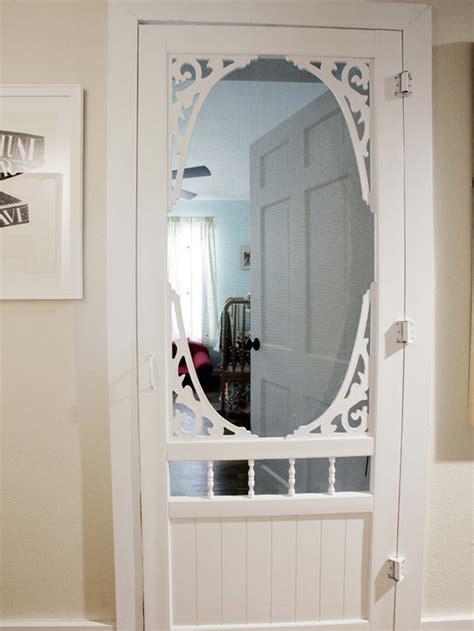 decorative screen doors ideas pictures remodel  decor