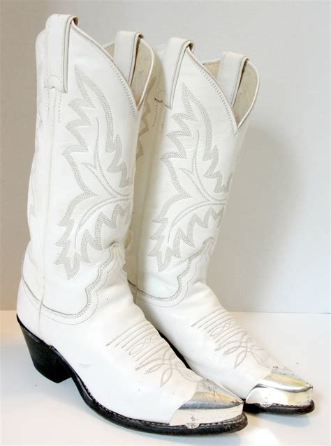 White Wedding Boots by White Cowboy Boots For Wedding Reception I Weddings