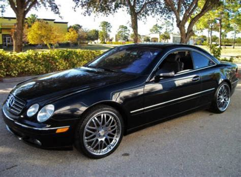 mercedes benz cl class cl  sale  fort myers fl   autoptencom