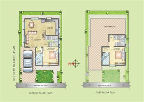 west facing house vastu floor plans west facing house vastu plan house design plans