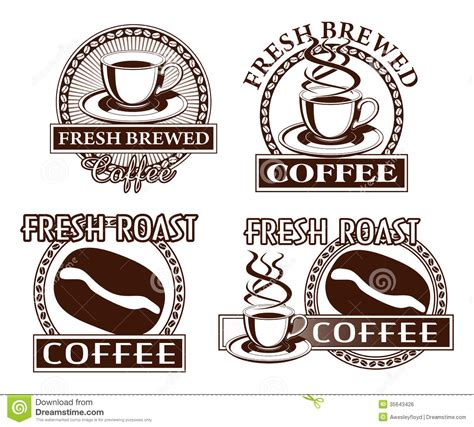 Coffee Designs Royalty Free Stock Image   Image: 35643426