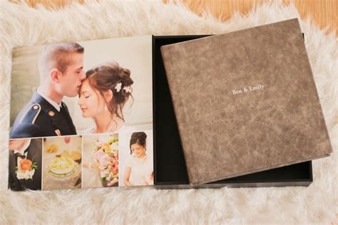 Wedding Albums by Wedding Albums Emily Mitton