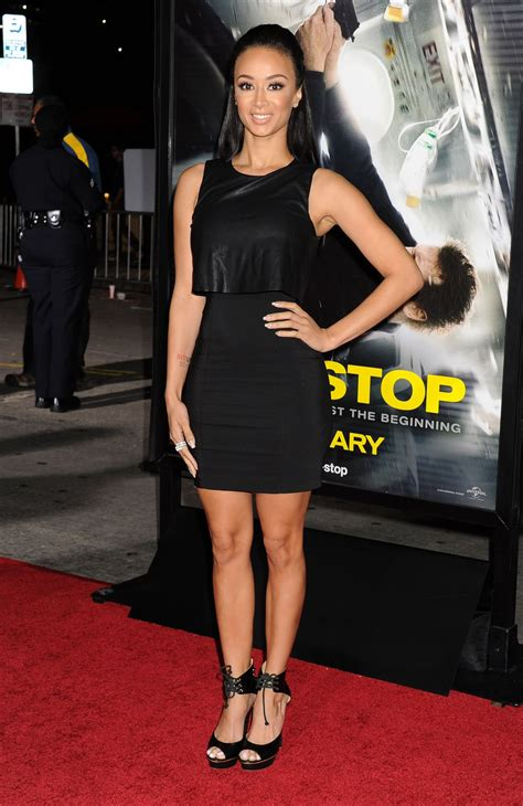 draya michelle 2014 draya michele at the non stop premiere in la celebzz