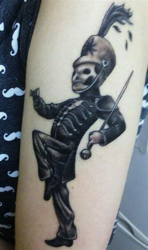 Tatoo Is My Black by Mcr Welcome To The Black Parade Tattoos