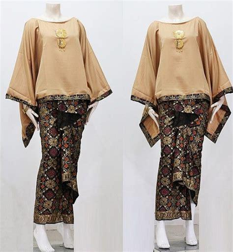 Dress Atasan Polos Rok Bunga 50 galeri baju polos bawahan batik yang laris duabatik