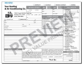 free design fast shipping on hvac forms hvac invoices