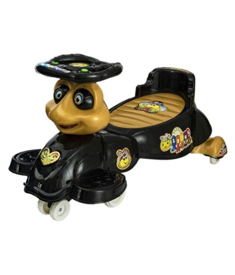 panda swing car panda ant swing car multicolour