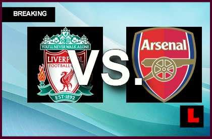 arsenal result today liverpool vs arsenal 2014 score shocks epl table results