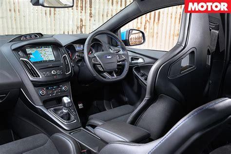 Ford Focus Rs Interior by 2016 Ford Focus Rs Review