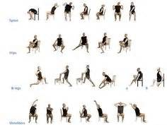 Chair Yoga Routines Printable Chair Yoga Routines Chair Yoga For Seniors At