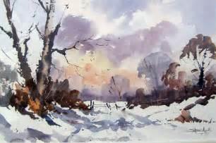 Watercolour Landscape Artists Uk Steve Watercolor Search Steve